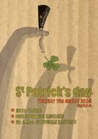 St. Patricks day by bldred