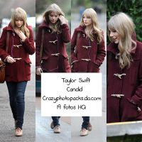 Taylor Swift Candid by CrazyPhotopacks