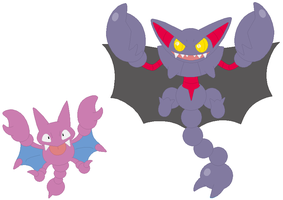 Gligar and Gliscor Base