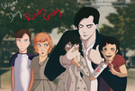Welcome to loser's club Robert Gray by GinaKyona