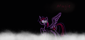 Soulless- Twilight Sparkle by crazyH8