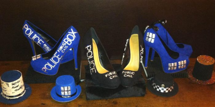 Doctor Who Accessories! by ThePrincessNightmare