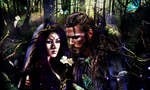 Beren And Luthien by Almesiva-Moonshadow