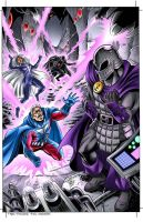Sentinels Cover Colors by Escomic by roygbiv666