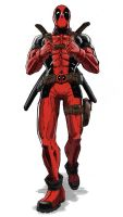 Deadpool by kathan