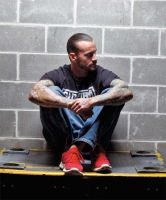CM Punk Full Body by Jericho4Life