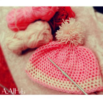 Baby Hat Crochet by Miss-Fiona-Des