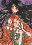 ACEO #30 Charlie and Hecate by AlexandraFolgado