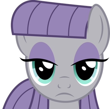 Vector #439 - Maud Pie #3 by DashieSparkle