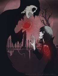 The Reaper Holds Our Hearts by NikkieHale