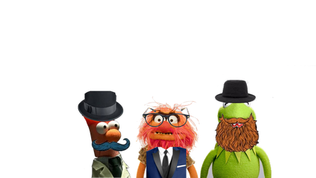 What muppets look like nowadays by Crazy-Proof