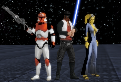 May The 4th 2018 by TexPool