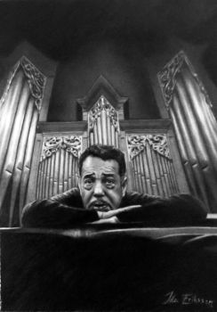 Duke Ellington by Icedexta