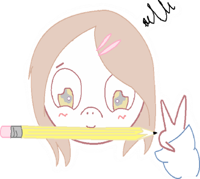 Me N Pencil: Best Mate by maplesyrup19