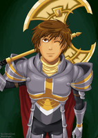 Artix: Ready for Battle by ShiroxCloud