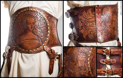Renaissance Luxury Belt by Adhras