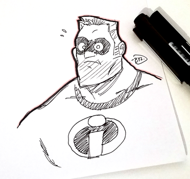 DSC 2018-06-14 Mr. Incredible by theEyZmaster