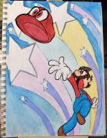 Super Mario Odyssey Hype by Afrothunder678