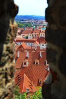 Roofs of Prague by SunnySpring