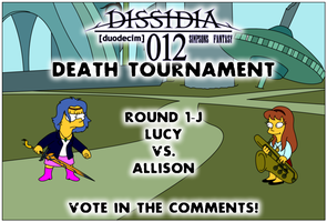Duodecim Death Tournament: 1-J by Gazmanafc