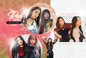 RED VELVET PNG PACK/#2/SEASON's GREETING 2018 by Upwishcolorssx