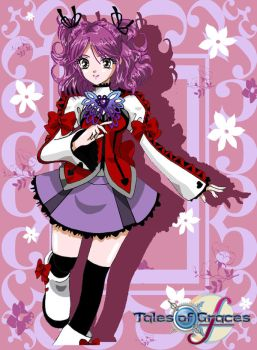 Cheria Barnes from Tales of Graces by aleena