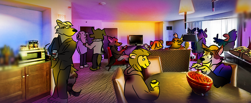 Midwest FurFlyer's Club by MikeFolf