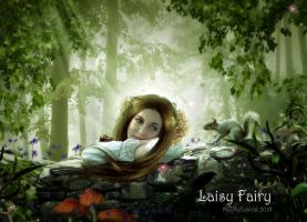 Lazy Fairy by MelieMelusine