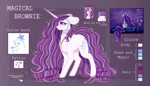 Magical Brownie Reference 2.0 by MagicalBrownie