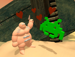 Love In Wartime by uemeu-official