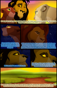 Uru's Reign Part 2: Chapter 2: Page 3 by albinoraven666fanart