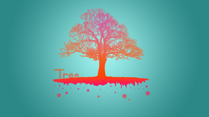 Colorful Tree by Chilicoke