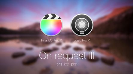 On request 3 - Final Cut Pro X, Logic Pro X by javijavo93