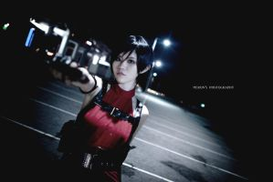 Resident Evil The Darkside Chronicles-ADA WONG by 12ma