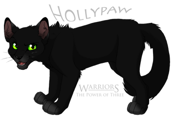 Hollypaw by Nightrizer
