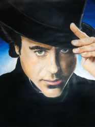 Robert Downey Jr. by MexicanSushi