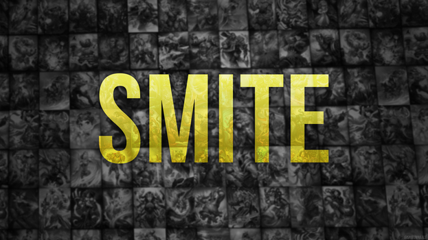 Smite Wallpaper by Samuwhale