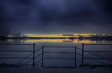 Hafrsfjord by Mizth