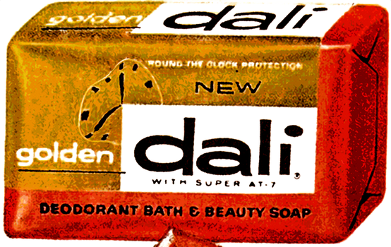 Dali Soap by ThatArtistFeller