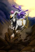 Ride On Mewtwo by the-speed-demon