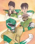 Burai, the Dragon Ranger by therogueone