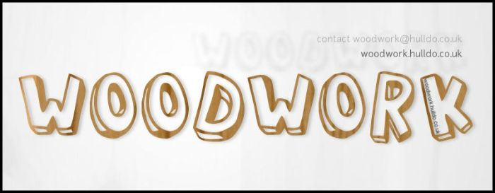 WoodWork Banner by Paul-9107
