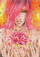 Passion - Aceo 159 by cross-works