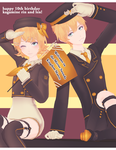 DL: Tda Mirror Sound's Kingdom [HBD RIN AND LEN!!] by Jjinomu