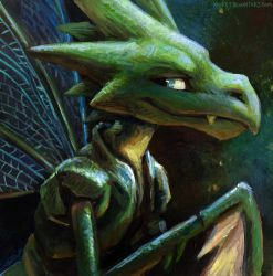 Scyther by kenket