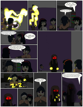 [Tsenian Chronicles] Ep2: Vanessa (Page 23) by DeferredGalaxy3