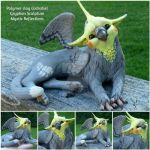 Gryphon Cockatiel by MysticReflections