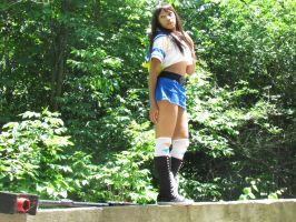 Ikki Tousen or Sailor Scout? by YearOftheSerpent