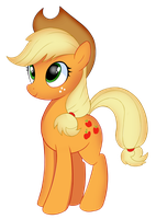 Applejack by kas92