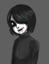 Bloody smile by MeCra